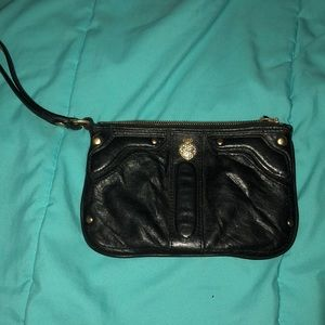Juicy Couture Wristlet , lightly used !